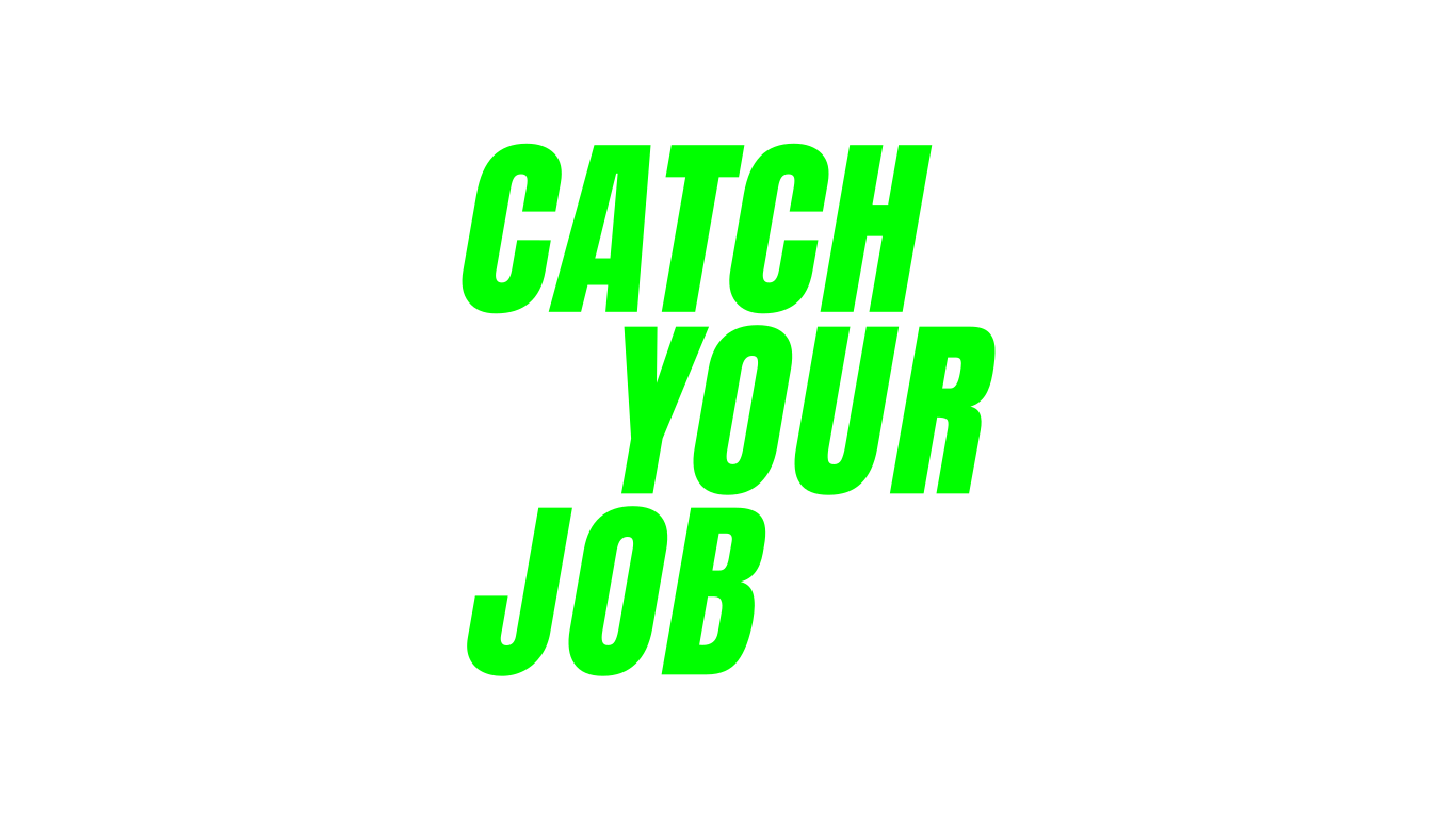 Catch Your Job Logo