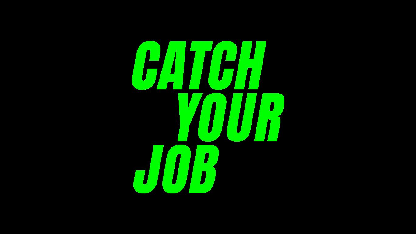 Catch Your Job Logo